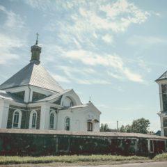 Вознесенская церковь в Еремичах