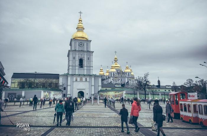 Киев Софийский собор