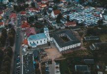 Костел в Слониме