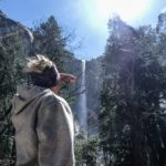 Зеркальное озеро, долина водопадов и гранитные скалы – Йосемити
