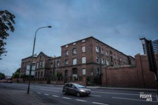 Заброшенная тюрьма в Клайпеде