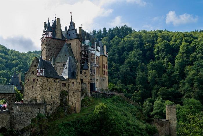 замок германия