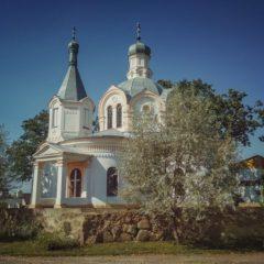 Долгиновский храм Святой Троицы