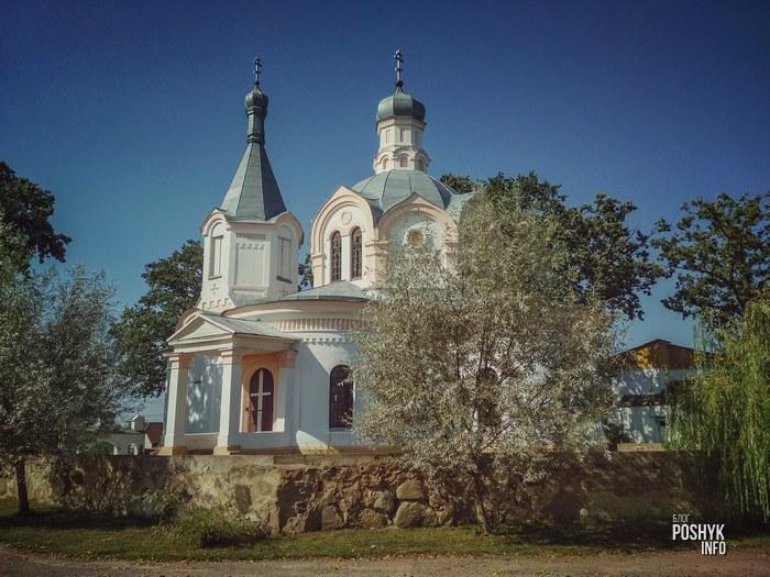 церковь в долгиново