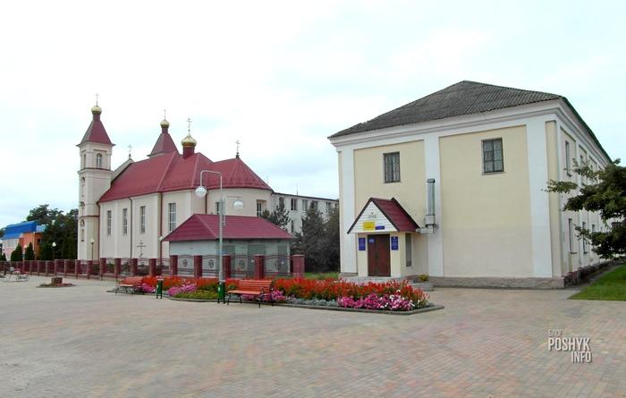 свято воскресенская церковь