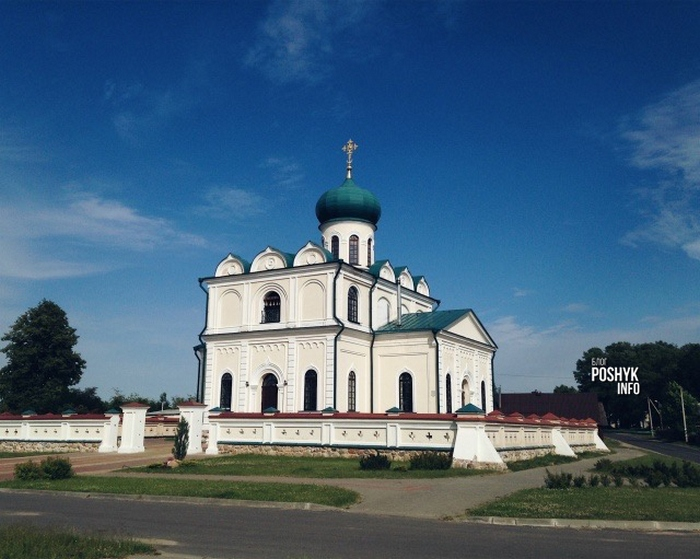 церковь в станьково