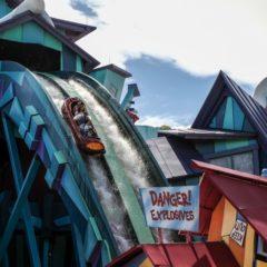 Universal Studios Florida. Парк развлечений в США