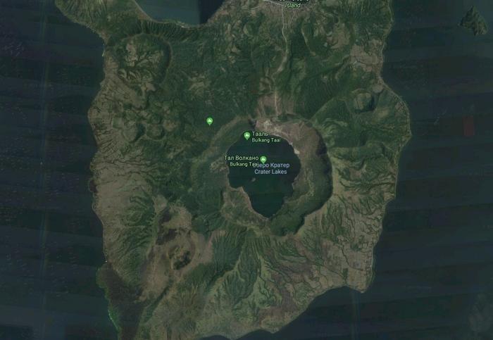 остров матрешка филиппины