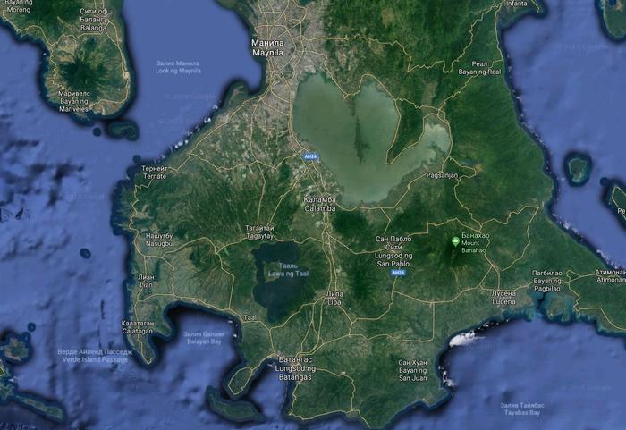 остров матрешка