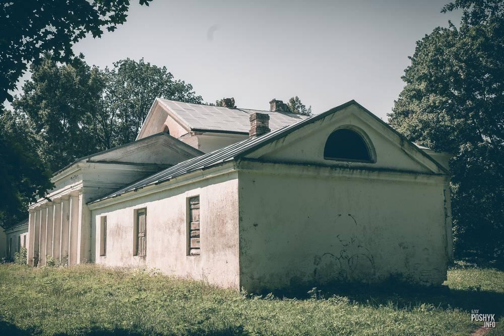 Усадьба Щорсы: что осталось от имения Хрептовичей, Мурованка