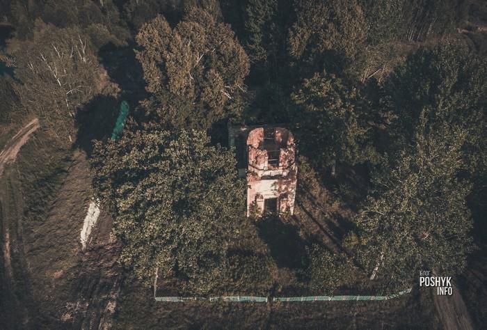 заброшенный храм фото
