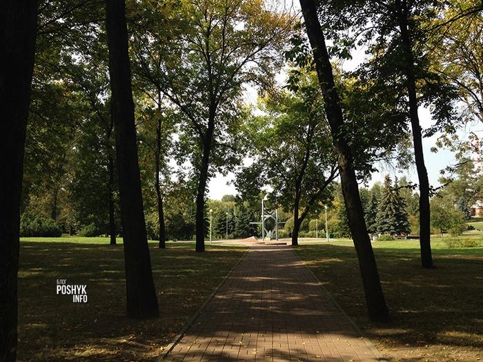 парк герасименко