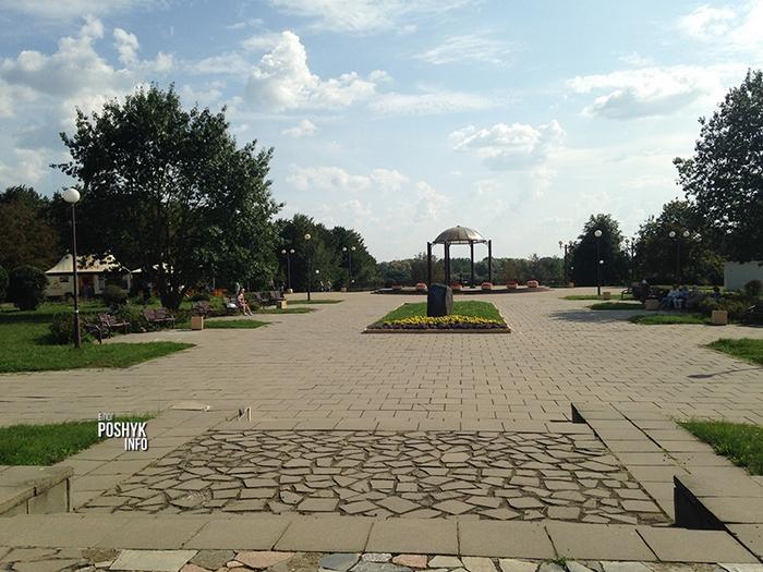 парк грековой