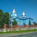 Покровская церковь в Вязыни