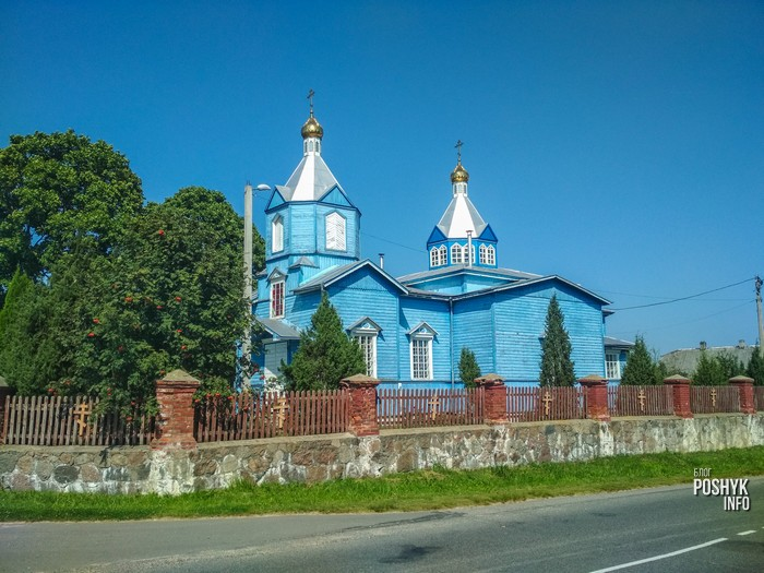 церковь в Вязыни
