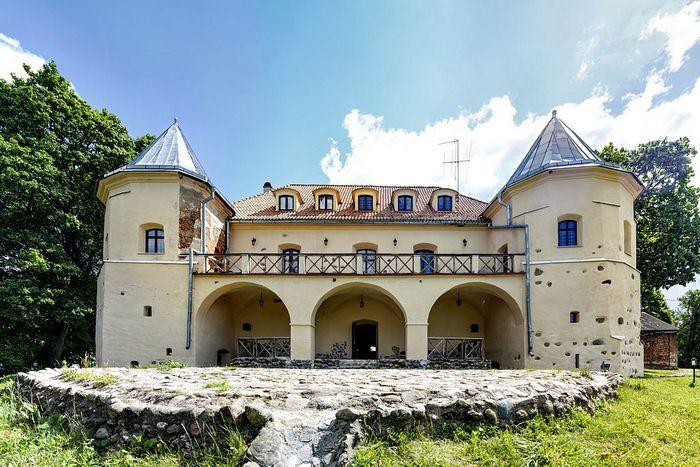 замок норвилишкес