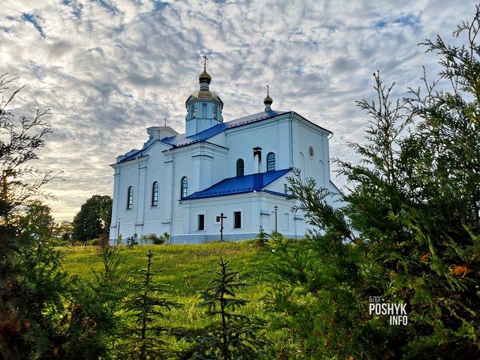 монастырь в лядах