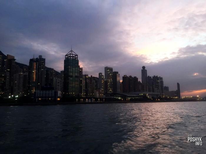 Удивительный Гонконг