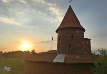 замки Литвы