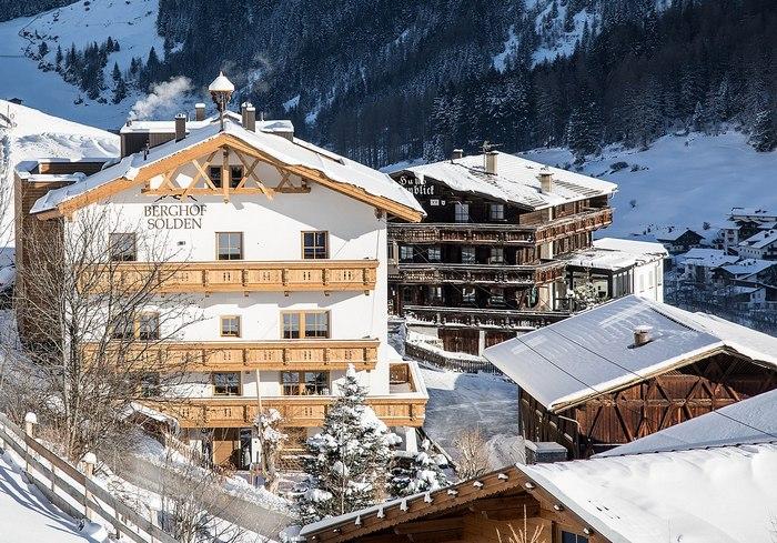 Solden hotel