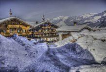 горнолыжный курорт китцбюэль