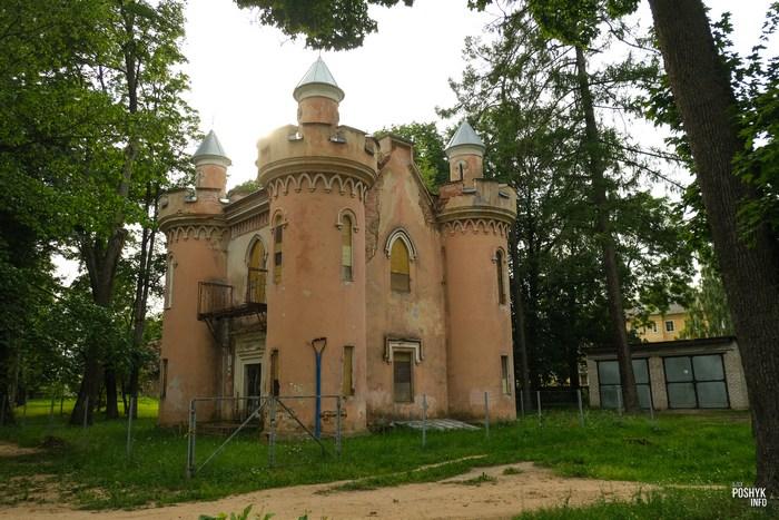 Короткий туристический маршрут из Минска