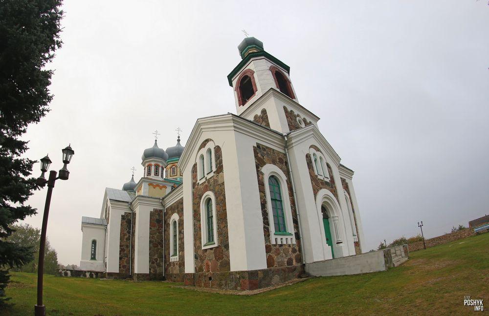 Церковь в деревне Турец