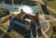 Достопримечательности Беларуси - Мирский замок