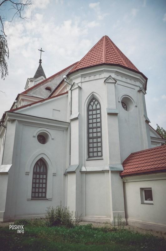 костел святого роха в минске