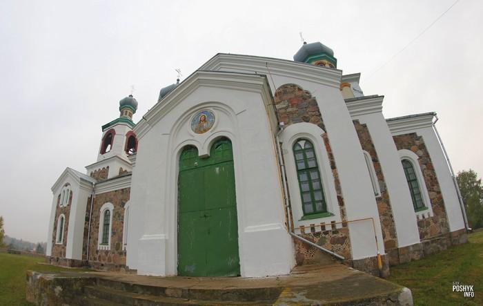 Церковь в деревне Турец, Гродненская область