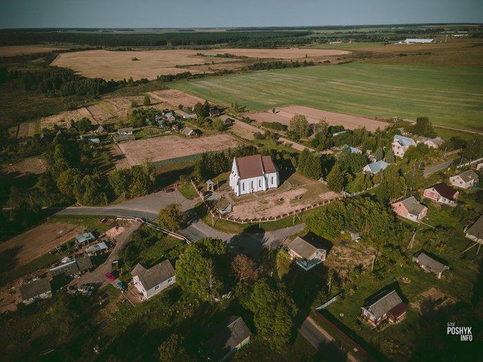 Деревня Ишкольдь