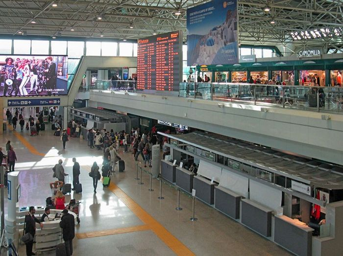 фумичино аэропорт