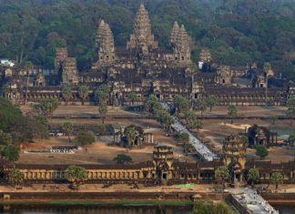 заброшенные города Древнего мира