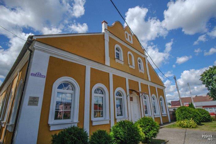 Ивье синагога