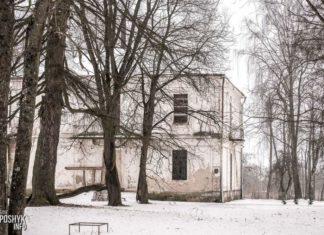 Деревня Калинино - усадьба рода Ельских - Игнатичи