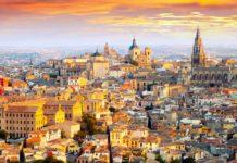 популярные туры в Испанию