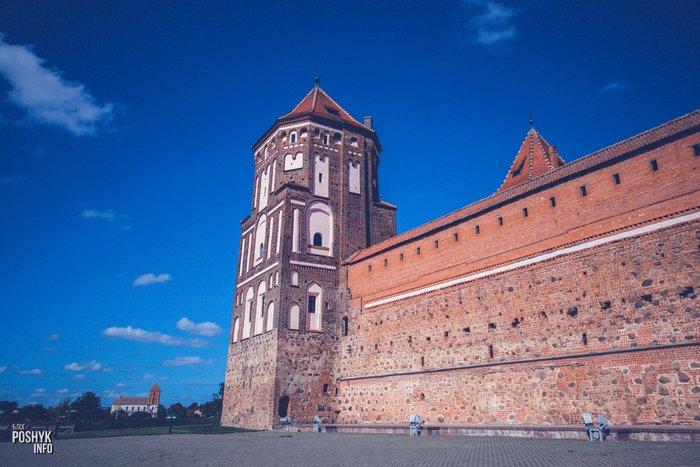 Мирский замок экскурсии