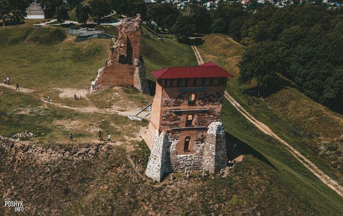 Башня Костельная Новогрудок