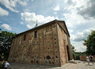 Коложская или Борисоглебская церковь в Гродно