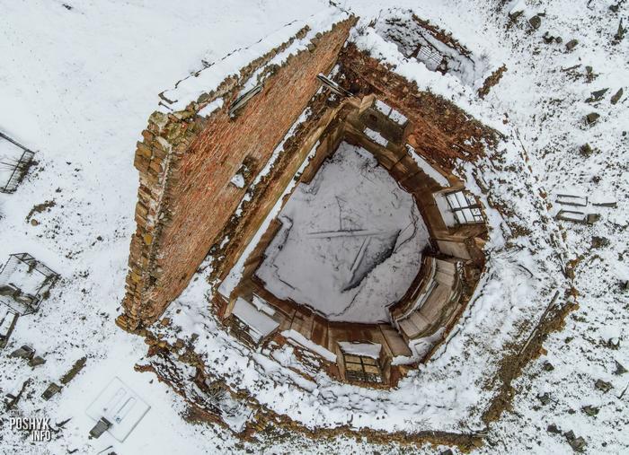 Фото достопримечательностей Беларуси с дрона