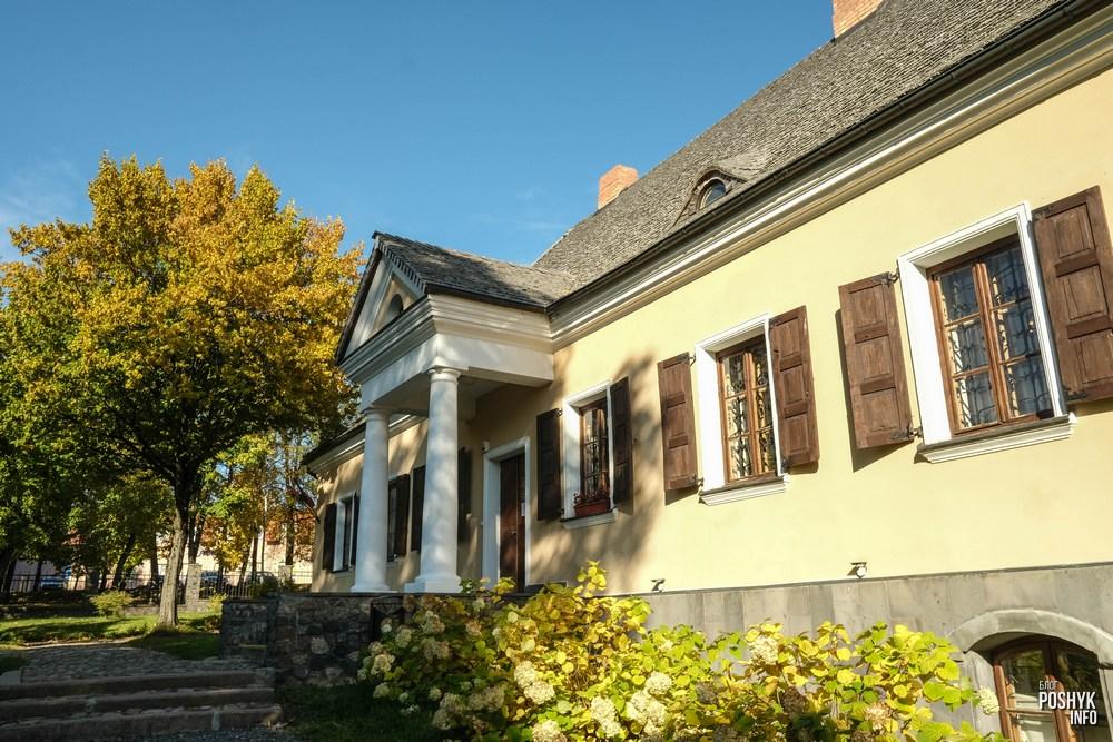 Дом музей Адама Мицкевича в Новогрудке