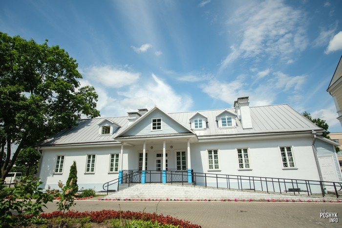 Дом музей Элизы Ожешко