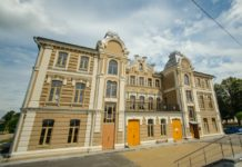 Что посмотреть в Гродно - Большая хоральная синагога