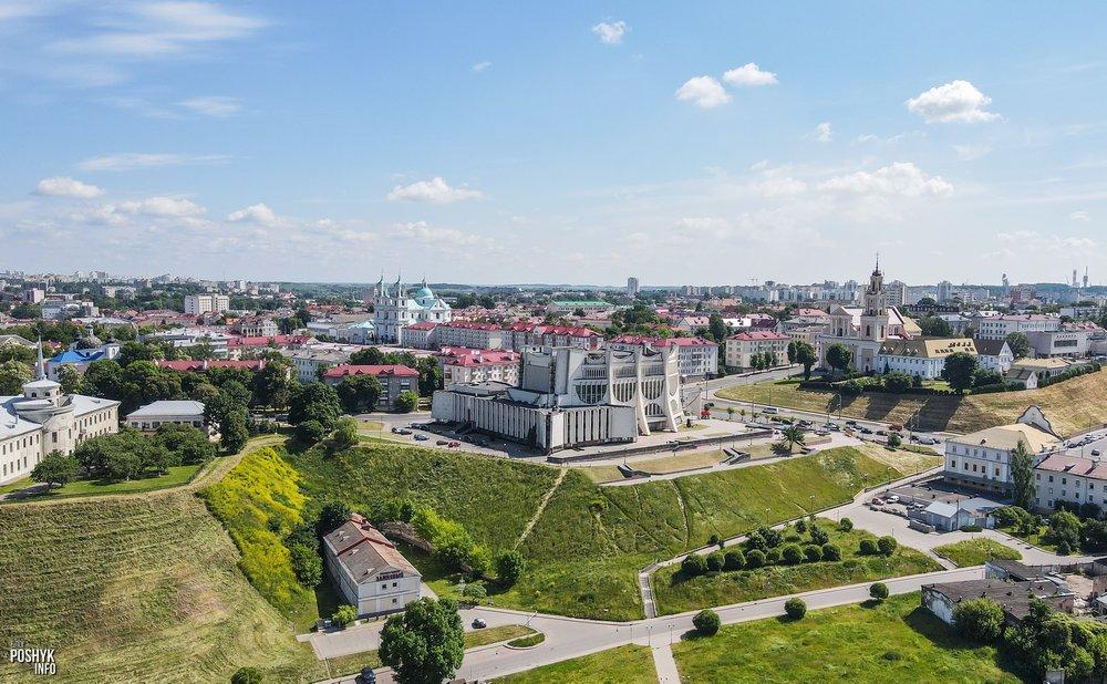 Что посмотреть в Гродно самостоятельно