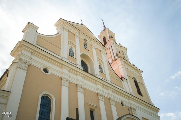 Костел бернардинцев в Гродно