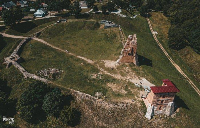 Новогрудок замок