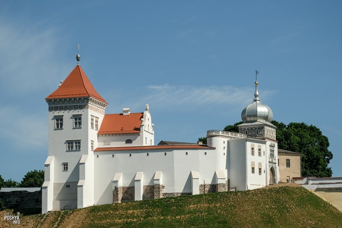 Главные достопримечательности Гродно - Старый замок