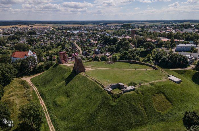 Замковая гора в Новогрудке