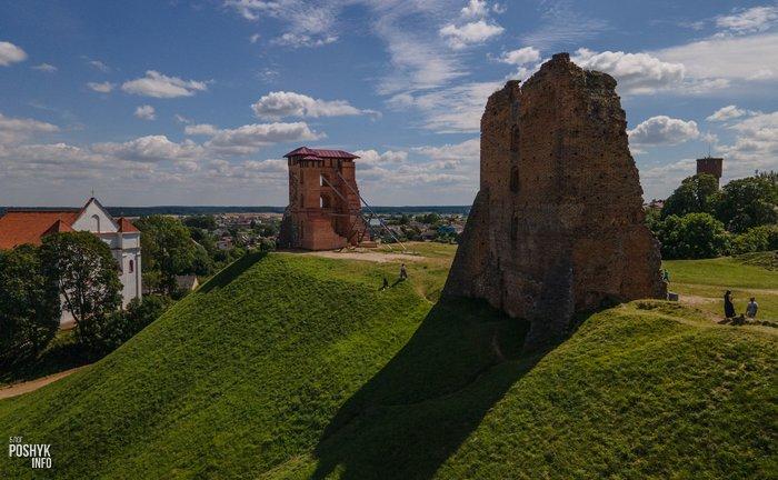 Замок Миндовга Новогрудок