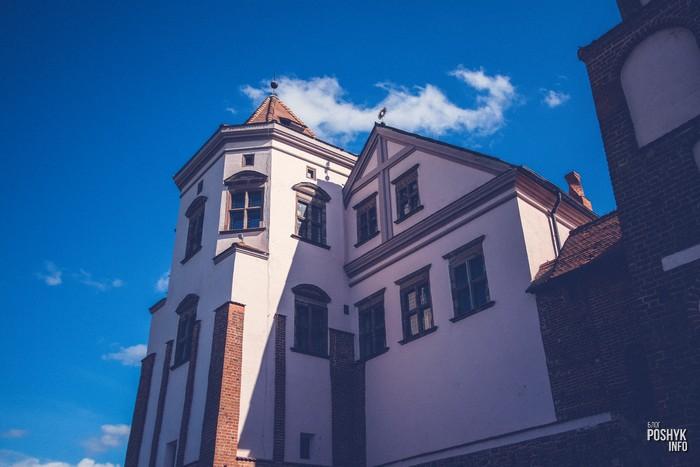 Замок в Мире Беларусь
